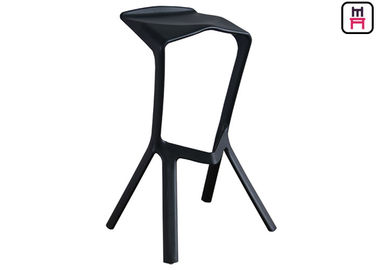 Chiny Nodic Minimalist Stackable Restaurant Bar Stools Designer Series With Custom Color fabryka
